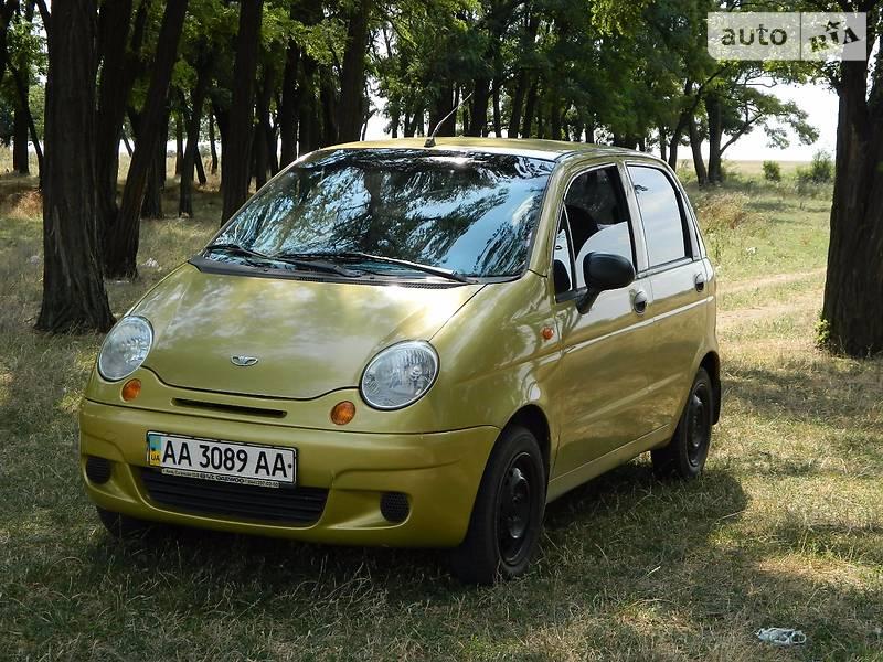 Daewoo Matiz 2006 в Кривом Роге