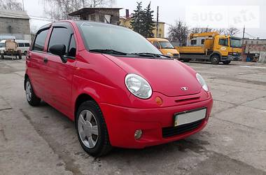 Daewoo Matiz 2006 в Луганске