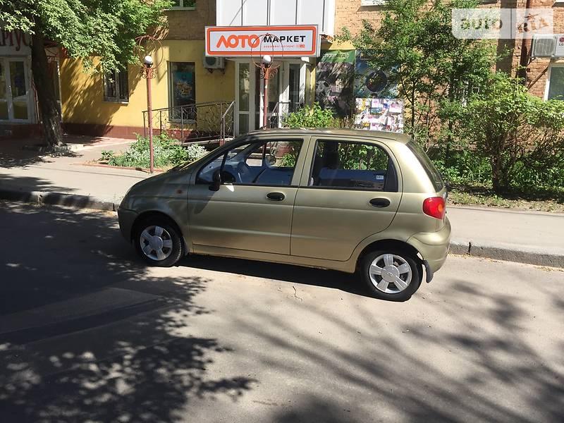 Daewoo Matiz 2006 в Виннице