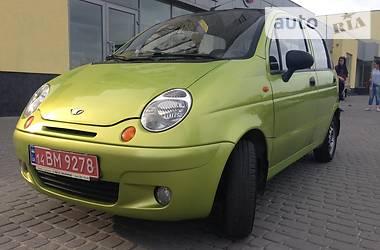 Daewoo Matiz 2013 в Тернополе