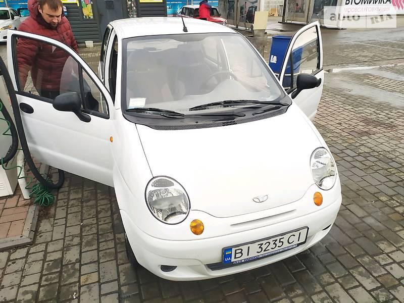 Daewoo Matiz 2012 в Кременчуге