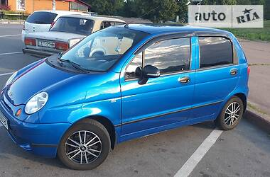 Daewoo Matiz 2013 в Чернигове