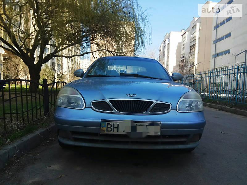 Daewoo Nubira Sx 2003 в Одессе