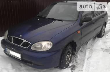 Daewoo Sens 2006 в Чернигове