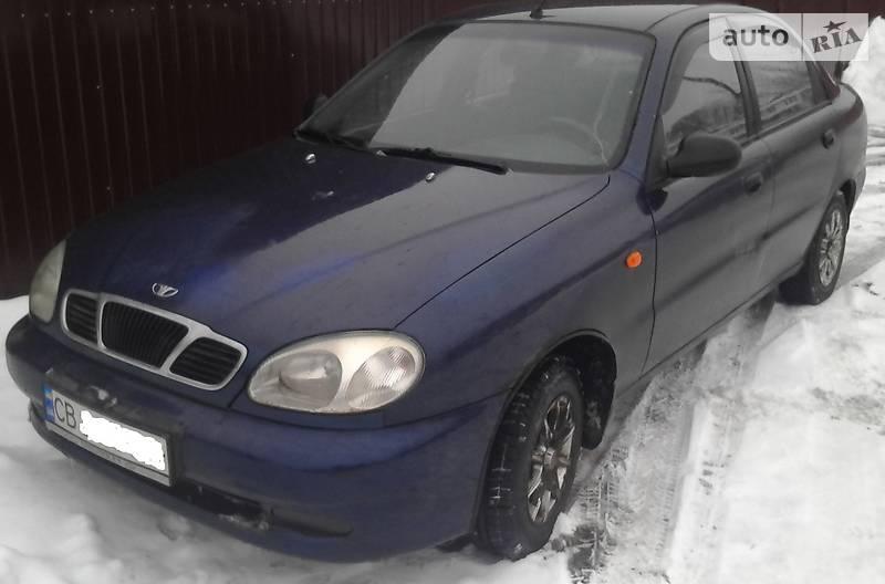 Daewoo Sens 2006 року