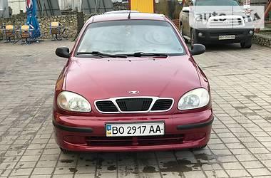 Daewoo Sens 2004 в Тернополе