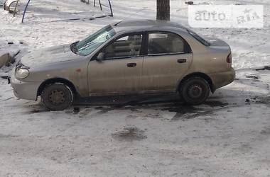 Daewoo Sens 2007 в Тернополе