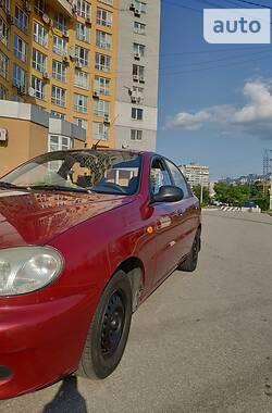Седан Daewoo Sens 2006 в Днепре