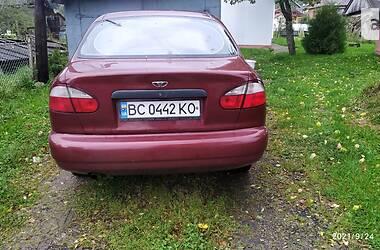 Седан Daewoo Sens 2005 в Бориславі