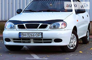Седан Daewoo Sens 2011 в Одессе