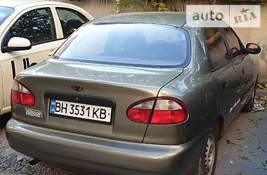 Седан Daewoo Sens 2005 в Одессе