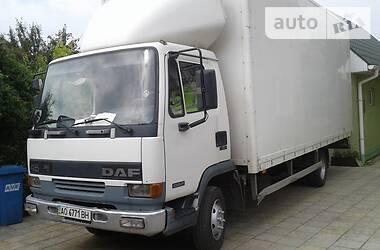 DAF 45 2002 в Ужгороді