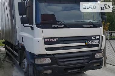 Daf CF 2005 в Тернополе