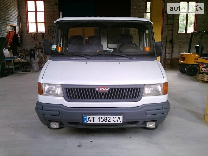 руководство по ремонту ldv convoy