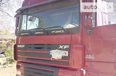 Daf XF 105 2009 в Черкассах