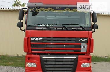 DAF XF 105 2007 в Умани