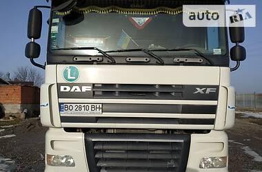 Тягач DAF XF 105 2007 в Чорткове