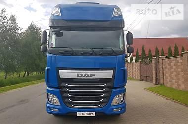 Тягач DAF XF 106 2014 в Ровно