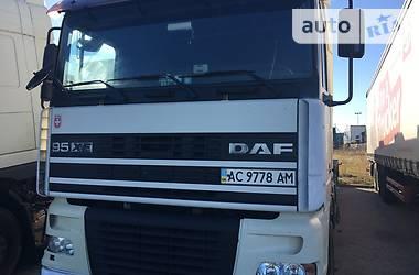Daf XF 95 2001 в Луцке