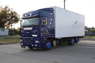 Шасси DAF XF 95 2000 в Харькове