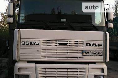 Daf XF 2001 в Коростышеве