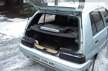 Daihatsu Charade 1992 в Кривом Роге