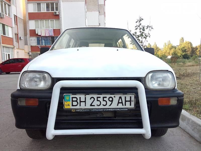 Daihatsu Cuore 1987 года