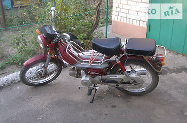 Скутер / Мотороллер Delta 50 2010 в Очакові