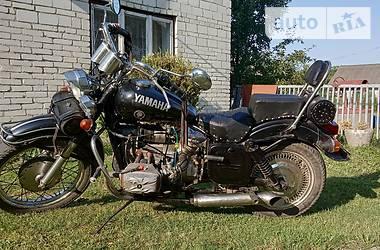 Мотоцикл Кастом Днепр (КМЗ) 10-36 1986 в Львове