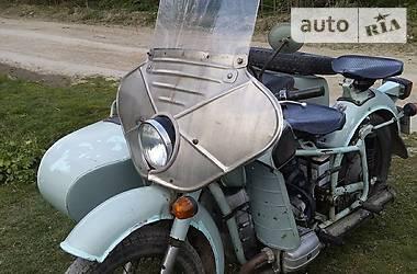 Мотоцикл с коляской Днепр (КМЗ) Днепр-11 1998 в Городке