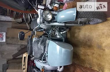 Мотоцикл з коляскою Днепр (КМЗ) Днепр-11 1992 в Дніпрі