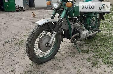 Мотоцикл с коляской Днепр (КМЗ) Днепр 1998 в Драбове