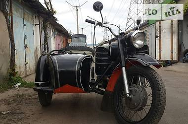 Днепр (КМЗ) К 750 1968 в Одессе