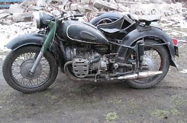 Днепр (КМЗ) К 750 1961 в Киеве