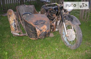 Мотоцикл Классик Днепр (КМЗ) К 750 1959 в Ковеле