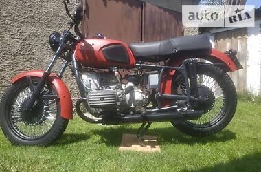 Мотоцикл Классик Днепр (КМЗ) МТ-10 1975 в Владимир-Волынском