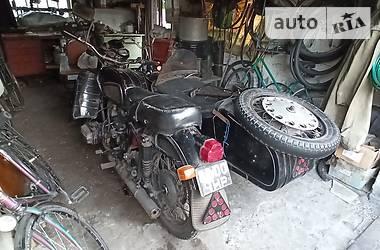 Мотоцикл з коляскою Днепр (КМЗ) МТ-11 1983 в Ніжині