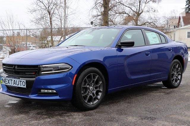 Dodge Charger 3.6 AWD