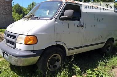 Dodge Ram Van 2003 в Стрые