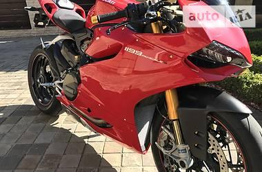 Ducati 1199 Panigale S 2012 в Кропивницком