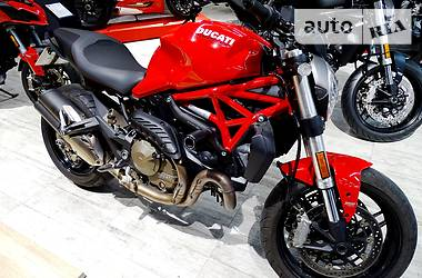 Ducati Monster 821 2015 в Львове