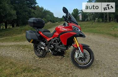 Ducati Multistrada 1200S 2014 в Калуше