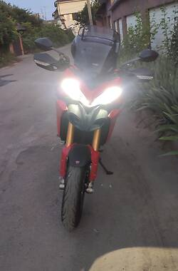 Мотоцикл Внедорожный (Enduro) Ducati Multistrada 1200S 2011 в Одессе