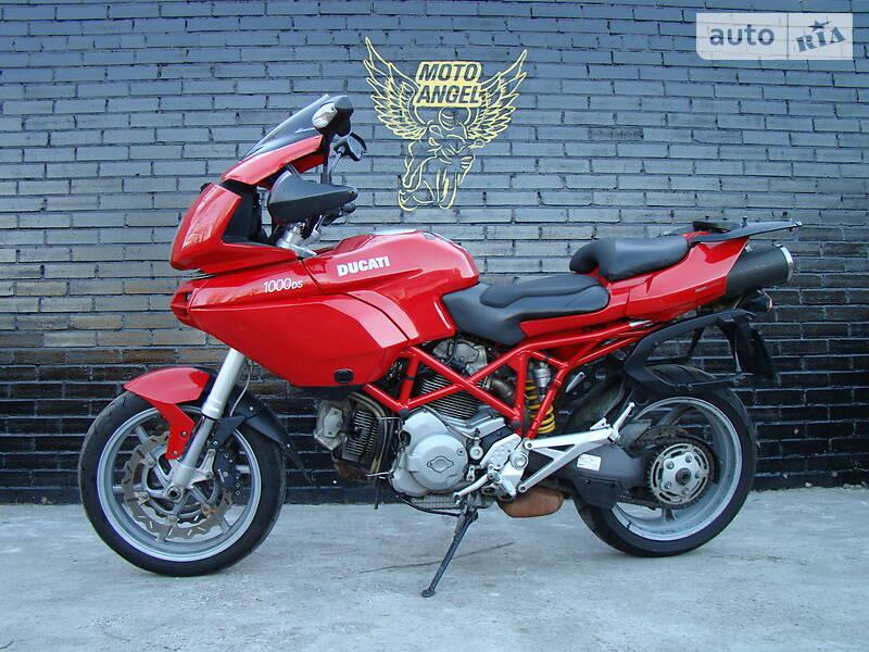 Ducati Multistrada 2004 в Чернигове