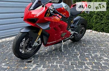 Ducati Panigale V4R 2019 в Киеве