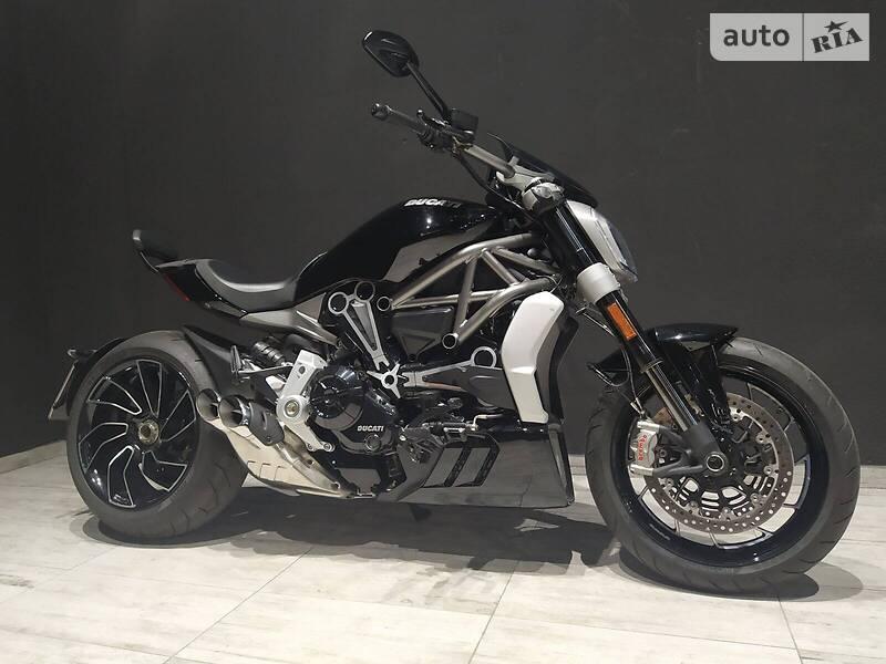 Ducati XDiavel 2016 в Львове