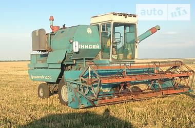 Енисей 1200 1989 в Березовке