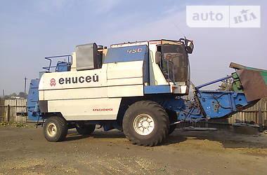 Комбайн Єнісей 950 2003 в Олександрівці