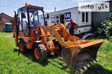 Экскаватор погрузчик Eurocomach 235 2000 в Черновцах