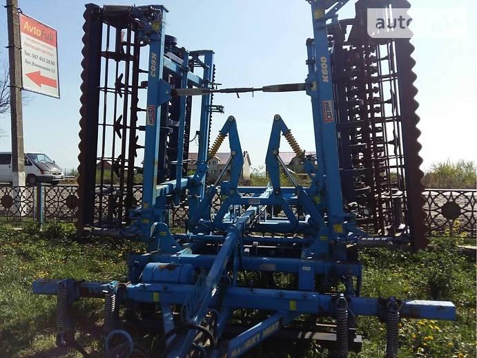 Farmet K 600 2012 в Ромнах